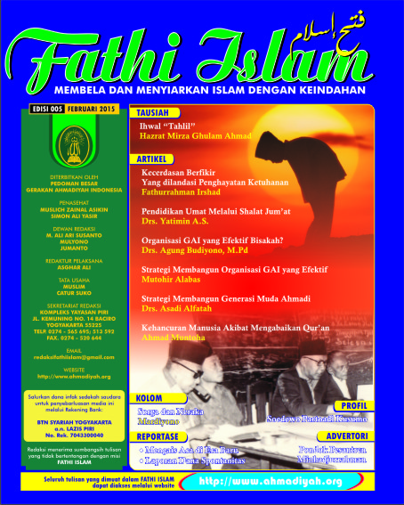 Fathi Islam | Edisi 005 | 2015
